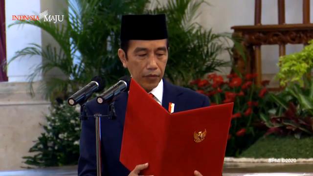 Jokowi: Jangan Bandingkan Penanganan Corona di RI dengan Negara Non Kepulauan