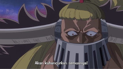 Download One Piece Episode 760 Sub Indo