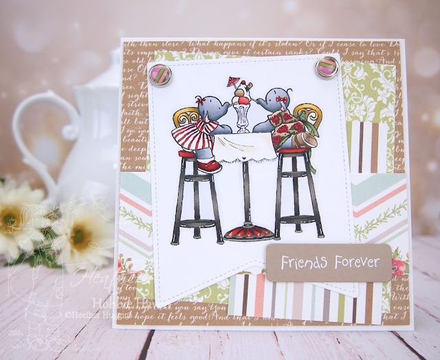 Heather's Hobbie Haven - Friends Forever Card Kit