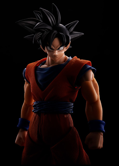 Imagination Works Son Goku de Dragon Ball Z - Tamashii Nations