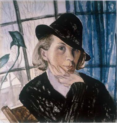 Autoportrait (1937), Paraskeva Clark