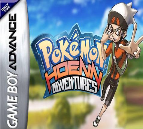 Pokémon Hoen Adventures ROM GBA