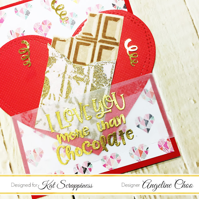 ScrappyScrappy: Chocolate Valentine with Kat Scrappiness #scrappyscrappy #katscrappiness #valentinesday #valentinescard #card #cardmaking #layeredstamps #papercraft #katscrappinessdiecut #katscrappinessstamps #katscrappinesssequins