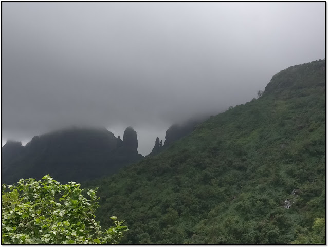 mahuli fort, treking place in thane, mahuli killa