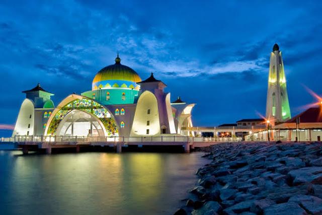 Jakarta Bakal Punya Masjid Apung di Pantai Ria