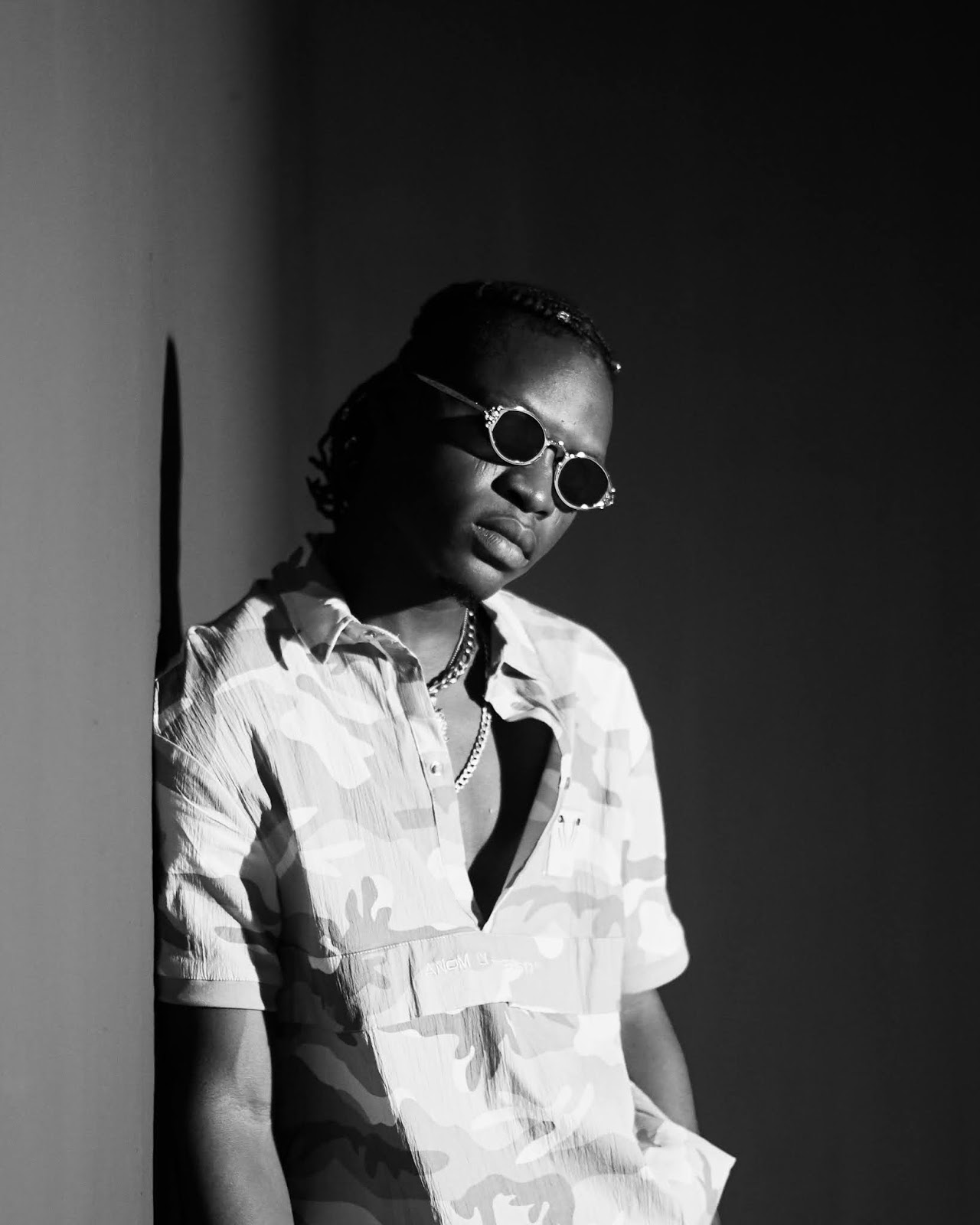 Afrobeats sensation Demaj is getting ready to wow his fans with new single as he releases Promo Pictures #Arewapublisize