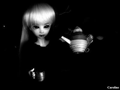 100. Black & White