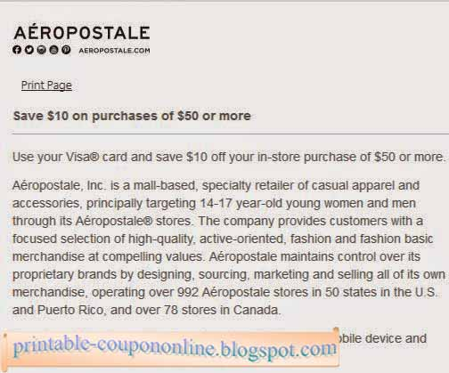 """How to Use an Aeropostale Coupon Code Online Step-By-Step. Add your desired item(s) to the shopping bag. Find and click the shopping bag icon located in the top right corner. Find the """"Using a Promotional Code?"""" box, enter your code and click """"Apply."""" See discount applied to qualifying items. New order total reflects discount. Quick."""