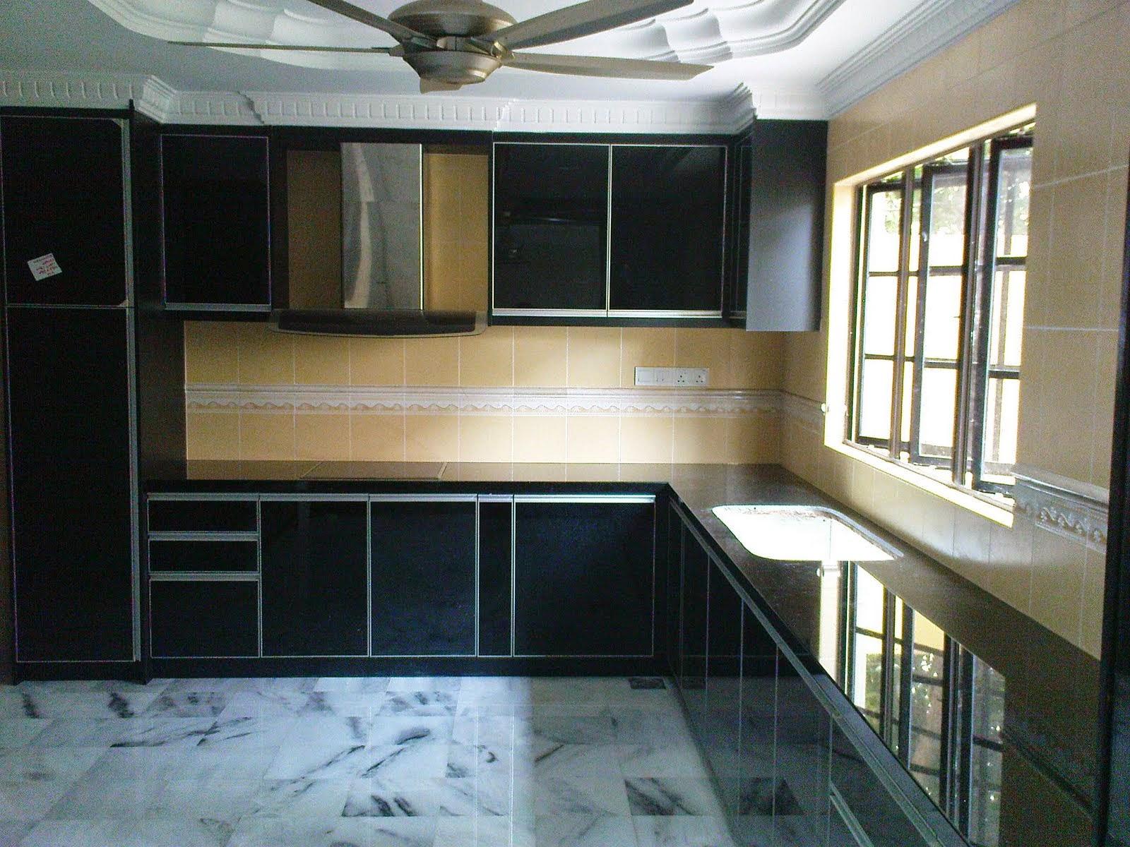 Ide Desain Kabinet Dapur Minimalis Modern