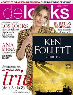 Revista Delooks agosto 2020 y regalo noticias moda y belleza mujer