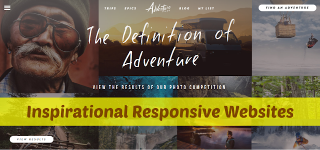 Responsive Websites For Your Inspiration