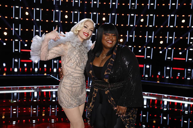 VIDEO INTERVIEW: ROSE SHORT FROM TEAM GWEN TALKS PERFORMING ON 'THE VOICE' FINALE