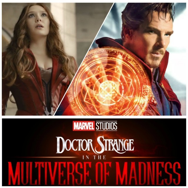 Marvel Movies in Phase 4- Doctor Strange 2