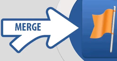 Combine Facebook Pages