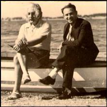 Resultado de imagen de El viejo Einstein y sus calcetines