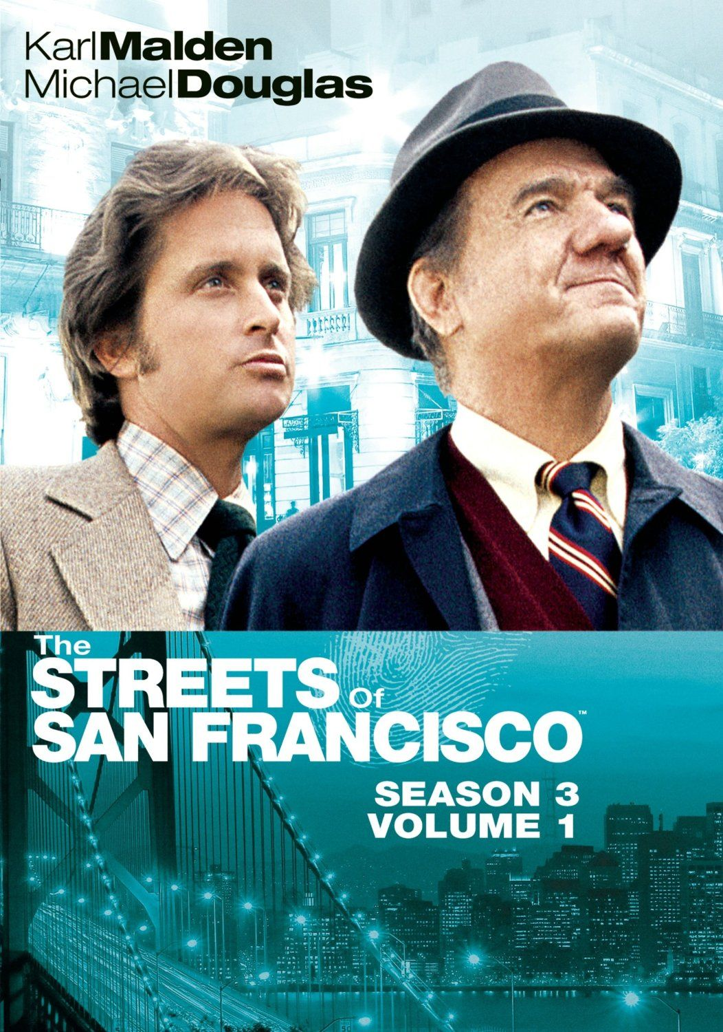 The Streets of San Francisco Serie Completa Ingles