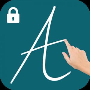 Gesture Lock Screen – Draw Signature & Letter Lock v1.1 PRO