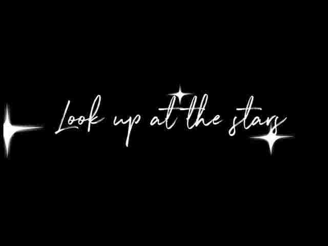 Look Up At The Stars Lyrics - Shawn Mendes