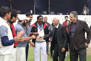 मानव रचना 12th कॉर्पोरेट क्रिकेट चैलेंज : सुप्रीम कोर्ट और एनडीटीवी  ने जीता मुकाबला