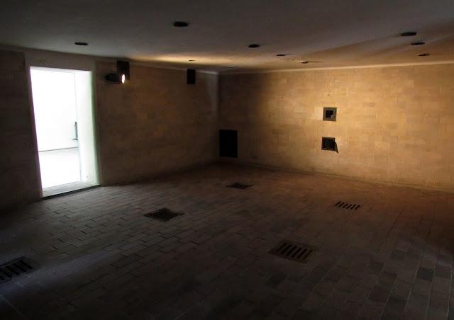 Campo de Concentração Dachau Câmara de Gás