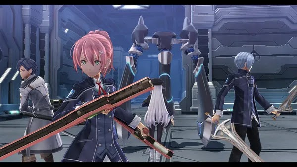 The Legend of Heroes: Trails of Cold Steel III (2020) PC Full