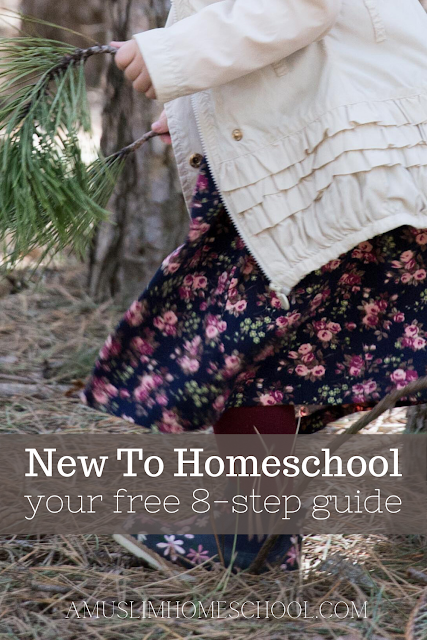 muslim homeschooling - free how to guide