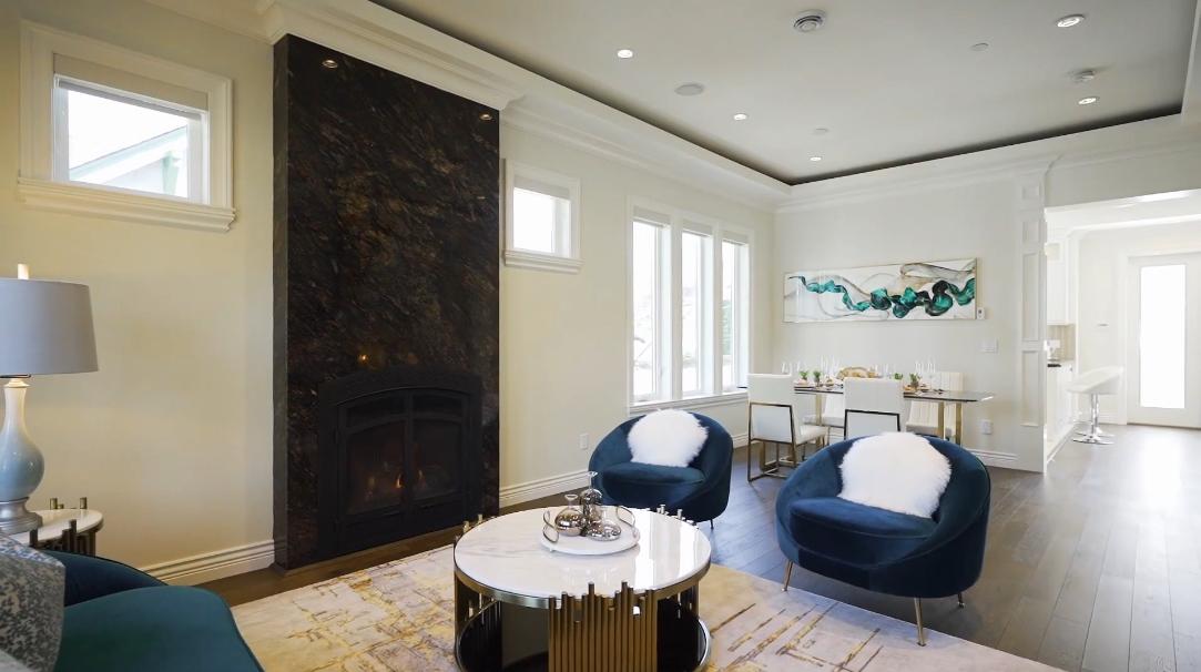 31 Interior Design Photos vs. 3368 W 21st Ave, Vancouver, BC Luxury Home Tour