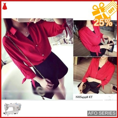 AFO697 Model Fashion Efe Blouse Modis Murah BMGShop