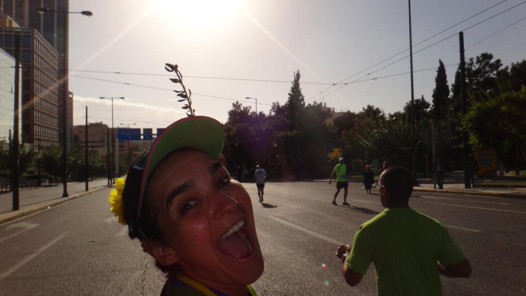 maratona de atenas percurso
