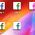 Facebook Lite moded apk with 5 Packages