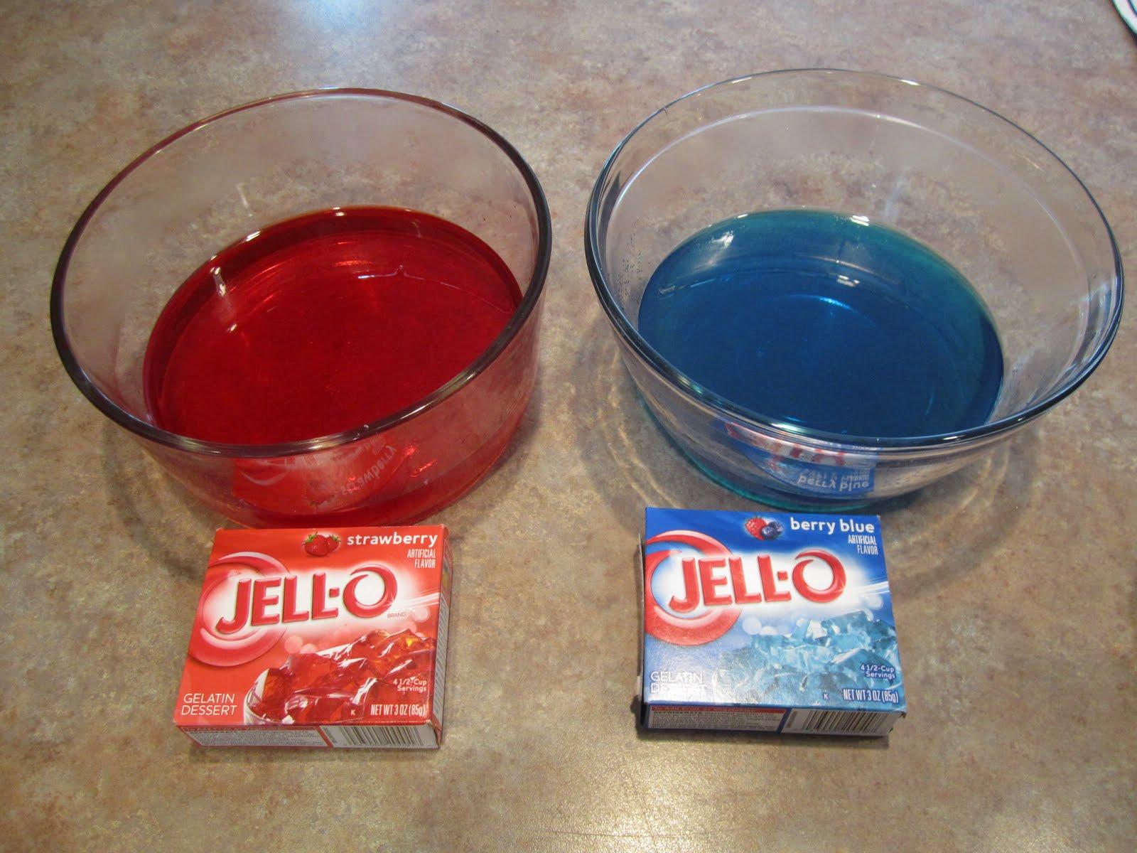 It's Fun 4 Me!: Jello Cake
