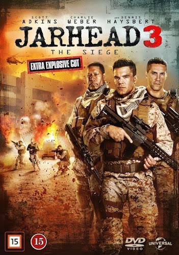 Jarhead 3: The Siege (BRRip 720p Dual Latino / Ingles) (2016)
