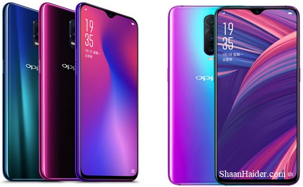 OPPO R17 and R17 Pro : Full Hardware Specs, Features, Prices and Availability