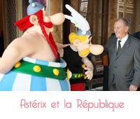 Pièce Astérix et la république Monnaie de Paris