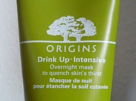 origins drink up intensive overnight mask how to use