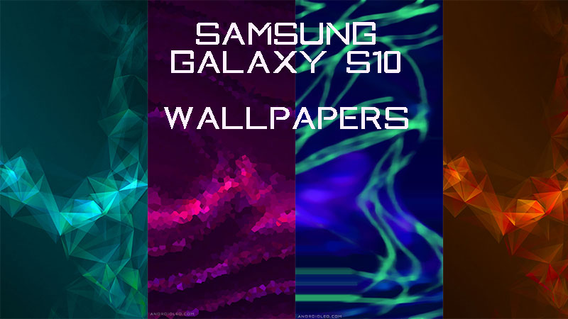 Samsung Galaxy S10 best wallpaper
