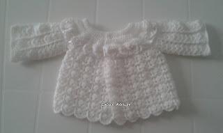 coração crochê,  moda bebê, crochê bebê, roupinha bebê, bebê prematuro