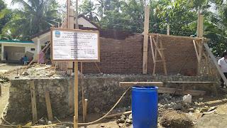 Desa Mekarsari Hibahkan Barang/Material untuk Pembangunan DTA Al Hikmah Dusun Citelu