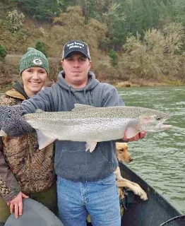 Umpqua river fishing guides rogue river fishing guides for Umpqua river fishing report