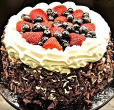 Cake recipe - Cauliflower Chocolate Cake .