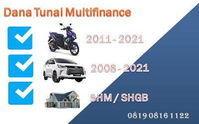 Multifinance, Multifinance Resmi