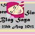 Segmen : 1st Segmen Singgah Blog Saya 2013