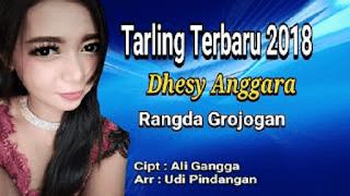 Lirik Lagu Rangda Grojogan - Dhesy Anggara