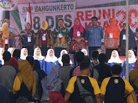 Alumni  SMPN 2 Turi  Gelar Reuni Akbar 2019