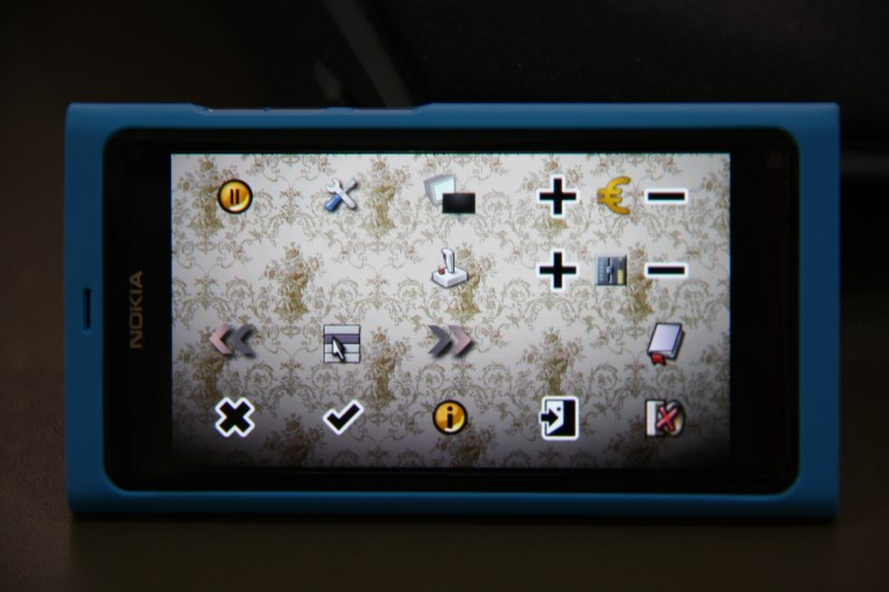 Dr  MonkeyIQ: The Nokia N9: Going for a spin