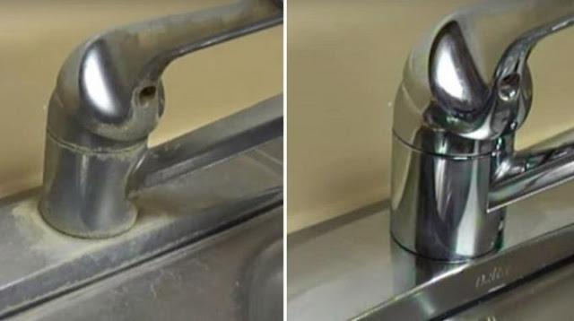 Comment nettoyer un robinet ?