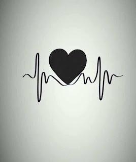 Heart Black Whatsapp Dp Images