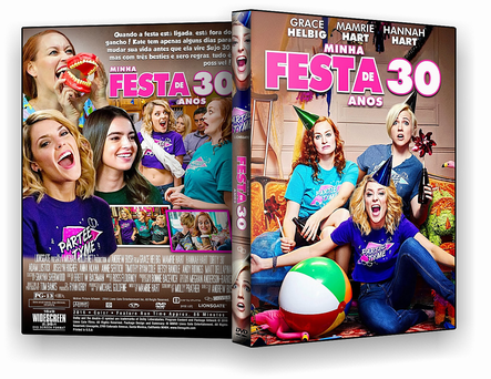 DVD - Minha Festa de 30 2019 - ISO