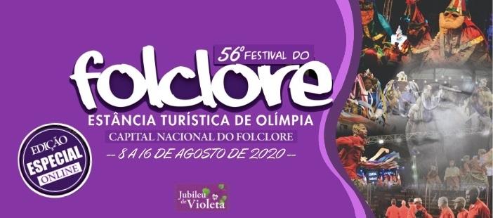 Anuário do Festival do Folclore é lançado em formato digital