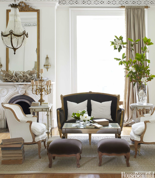 Beautiful Homes Decorating Ideas: Hello Lovely: House Beautiful